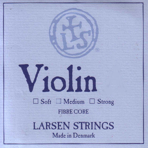 Larsen Violin E Gold Ball