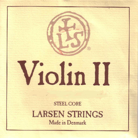 Larsen Violin A Steel Core