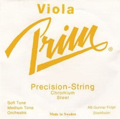 Prim Precision Steel Viola Set