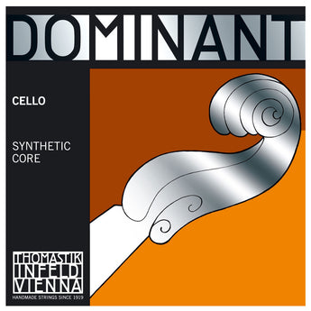 Thomastik Dominant Cello D 3/4 - 1/8 Size