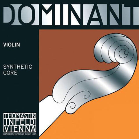 *SALE* Dominant Violin E Light Chrome Loop End RRP £5.61