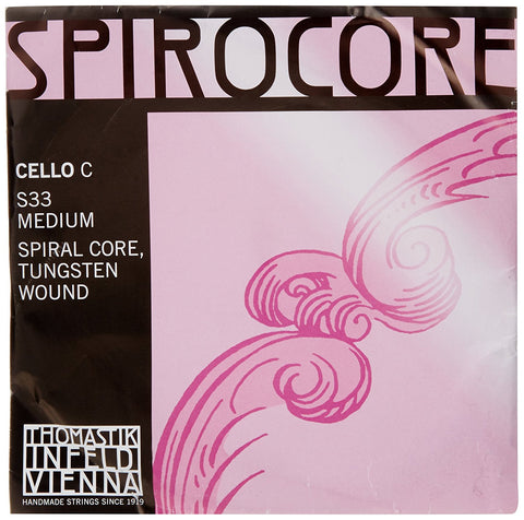 Thomastik Spirocore Cello G Tungsten