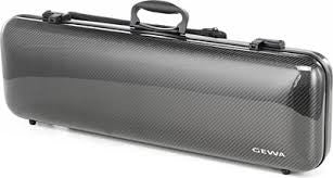 Gewa Idea 1.8 Carbon Fibre Oblong Violin Case