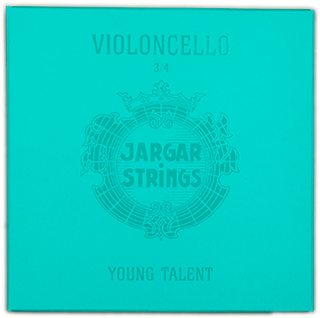 Jargar Young Talent Cello Set- 1/2-3/4