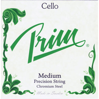 Prim Precision Steel Cello Set