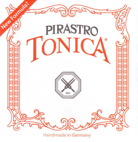 Pirastro Tonica Violin Set with Steel E