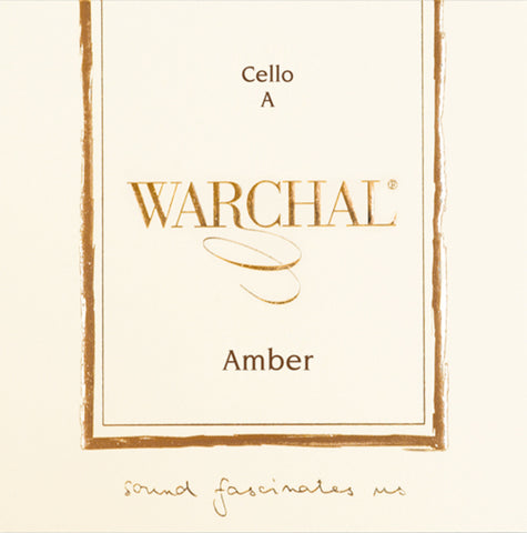 Warchal Amber Cello Set