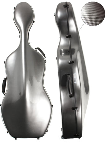 Young PC Polycarbonate Cello Case
