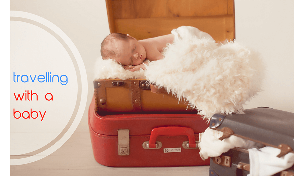 Tips On Packing When Travelling with a Baby