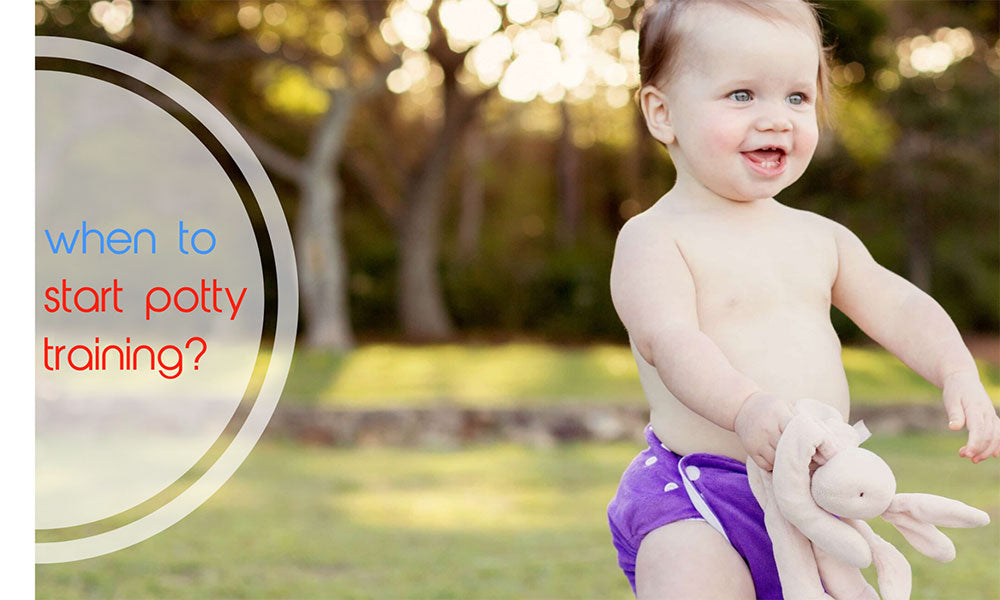 What Age Should You Start Potty Training?