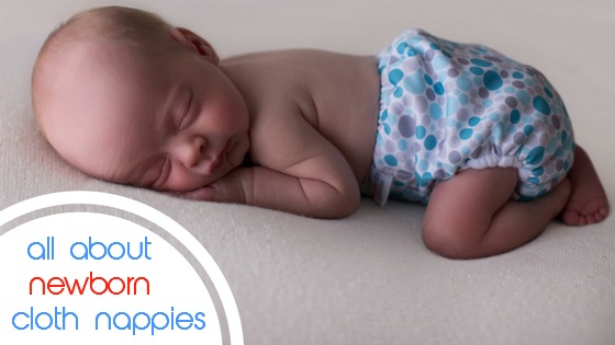 Get Started With Newborn Cloth Nappies