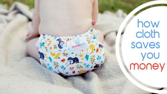 How Using Cloth Nappies Saves You Money