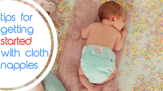 Tips For Getting Started With Cloth Nappies