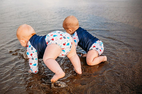 Cute And Comfy Reusable Swim Nappies