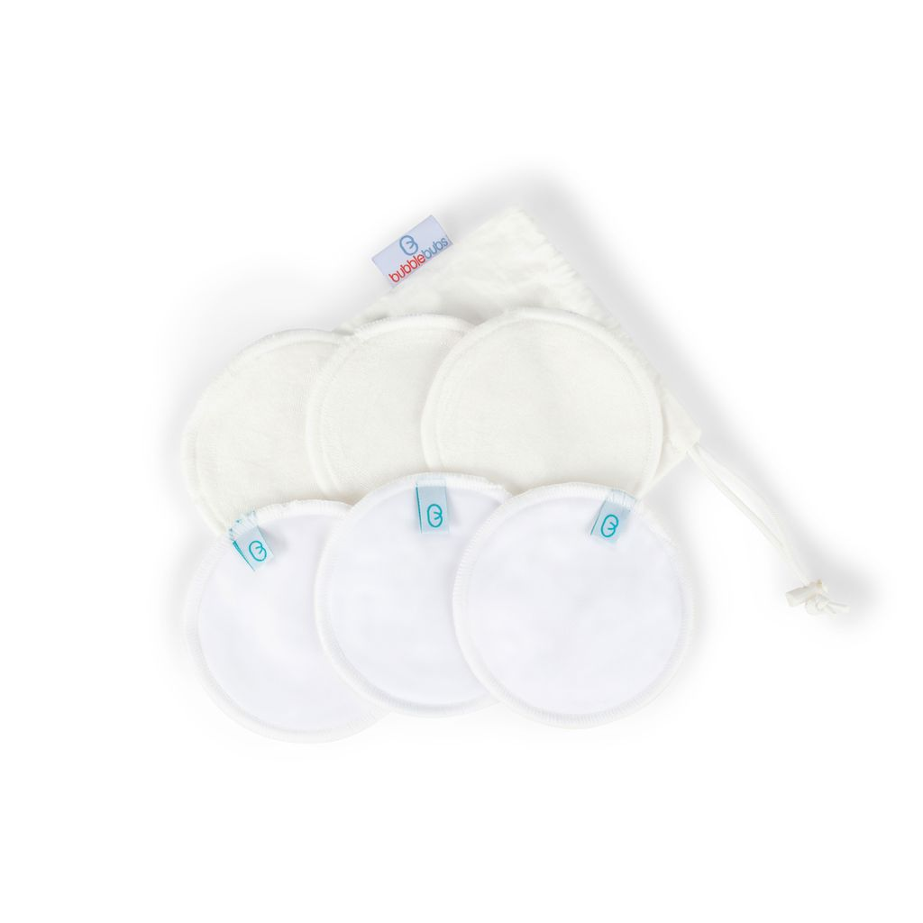 Set of 3 Breastpads + Bag