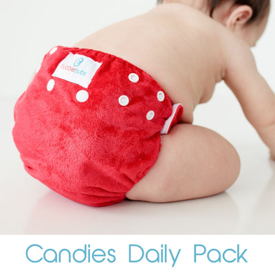 PREORDER due approx early Feb - All In Two Candies Daily Pack