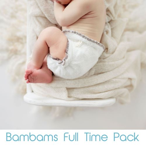 Newborn Bambam Full Time Pack