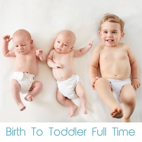 PREORDER due approx early Feb - Birth to Toddler Full Time Pack
