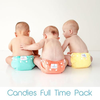 PREORDER due approx early Feb - All In Two Candies Full Time Pack