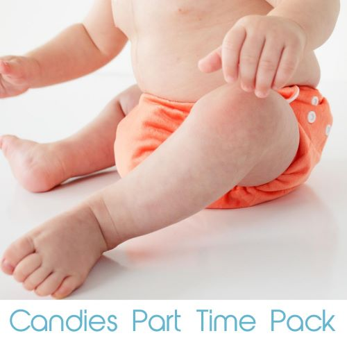 PREORDER due approx early Feb - All In Two Candies Part Time Pack