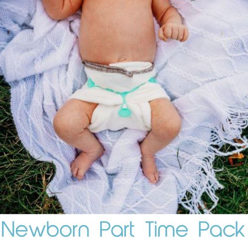 Newborn Mixed Part Time Pack