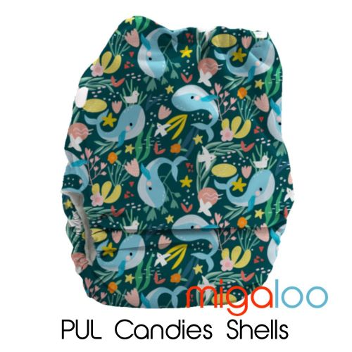 PREORDER (due approx 9 Nov) - Limited Edition PUL Candies Shell Only
