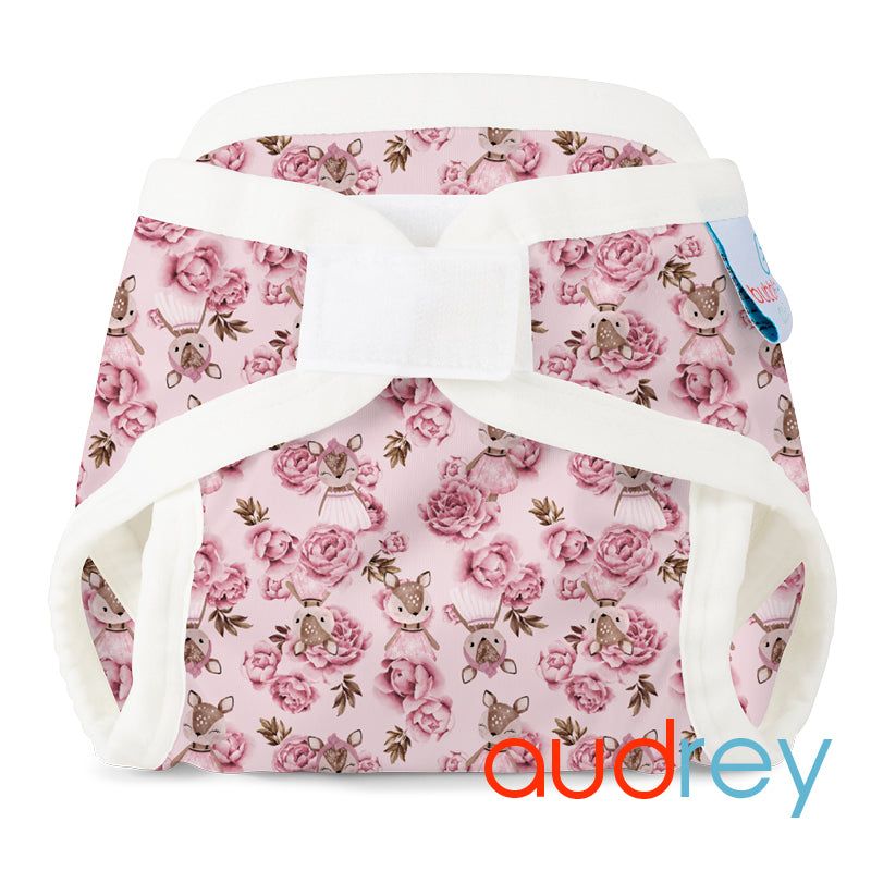PUL Gusseted Cover Audrey