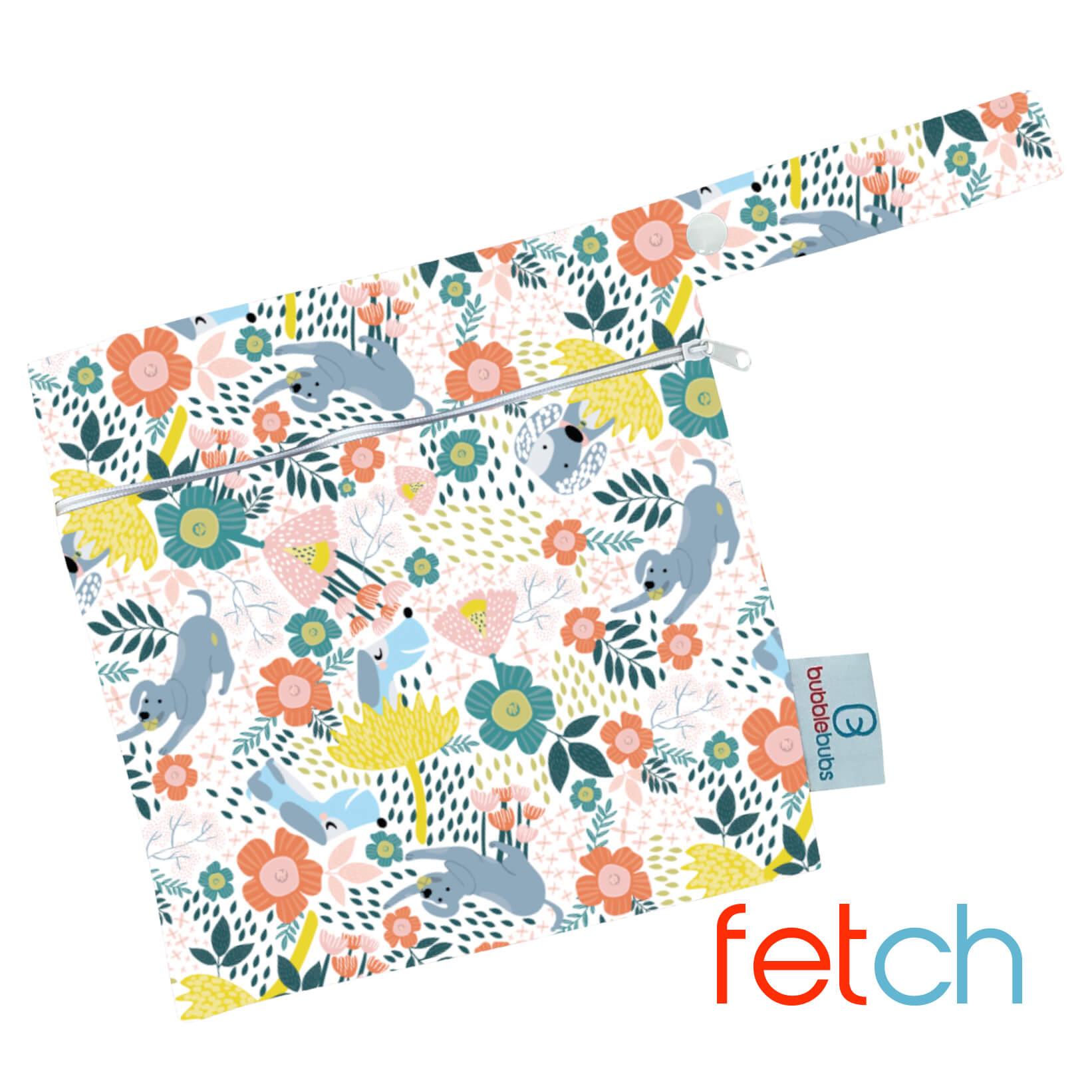 Fetch Minky Mini Wetbag