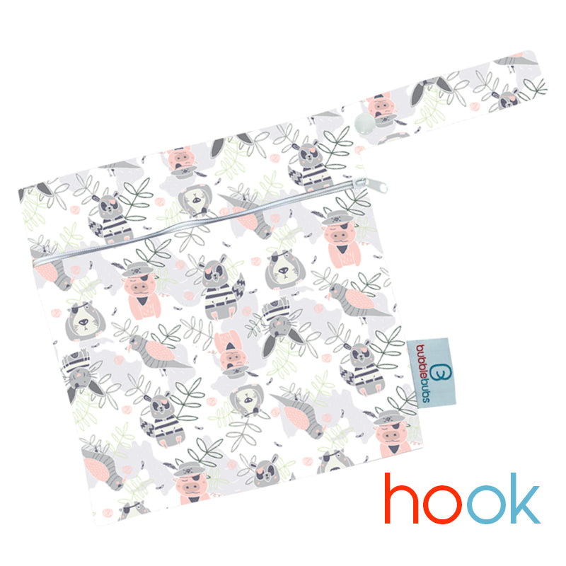 Hook PUL Mini Wetbag