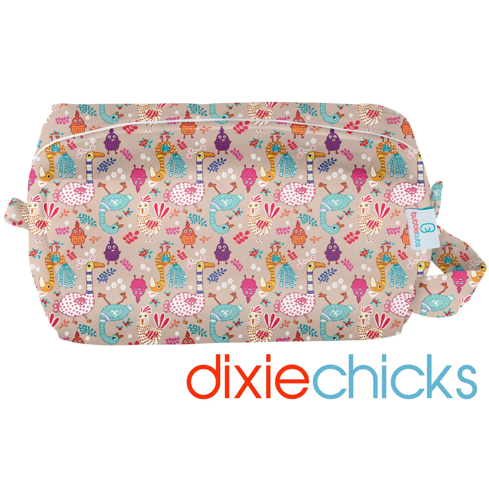 Dixie Chicks PUL Candie Pod Wetbag