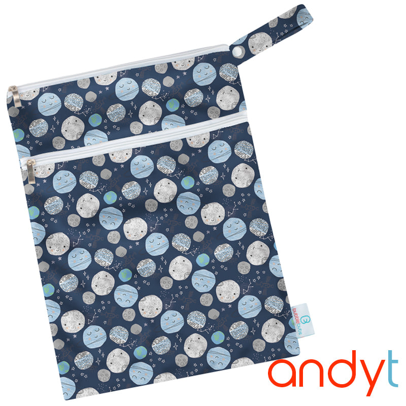 Andy T PUL Double Pocket Wetbag