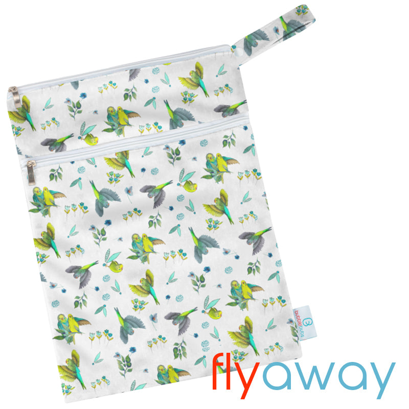 Flyaway PUL Double Pocket Wetbag
