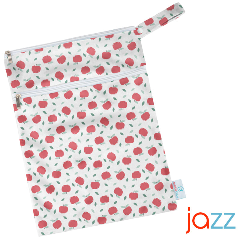 Jazz Minky Double Pocket Wetbag