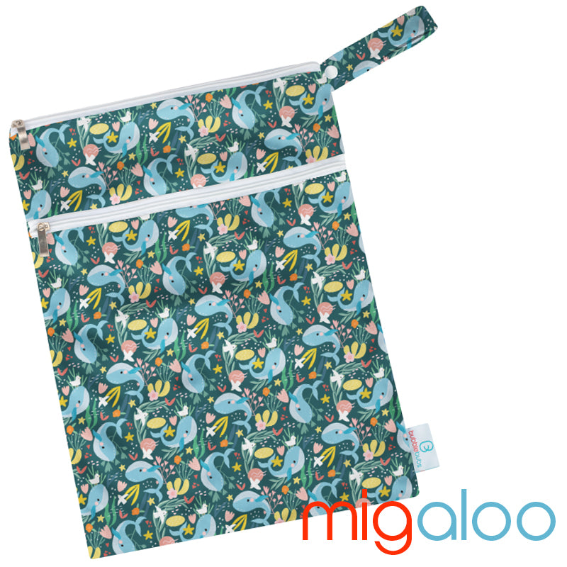Migaloo PUL Double Pocket Wetbag