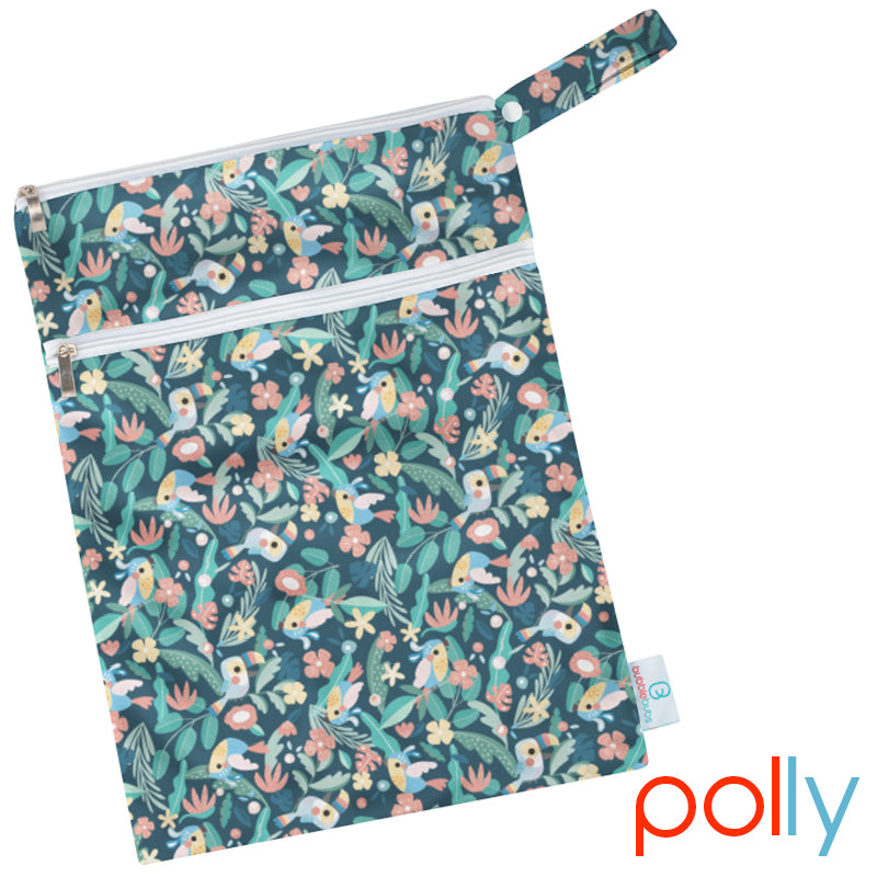 Polly PUL Double Pocket Wetbag