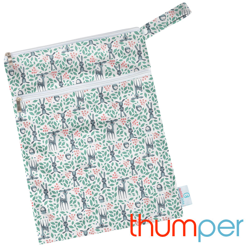 Thumper Minky Double Pocket Wetbag