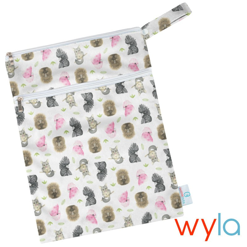 Wyla PUL Double Pocket Wetbag