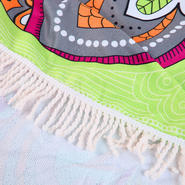Elephant Tapestries Beach Towels BOHO