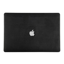 Carbon Fiber Laptop Cover for Apple MacBook Pro 15'' 2017 (A1707) | Glossy Finish | 2PCS in 1