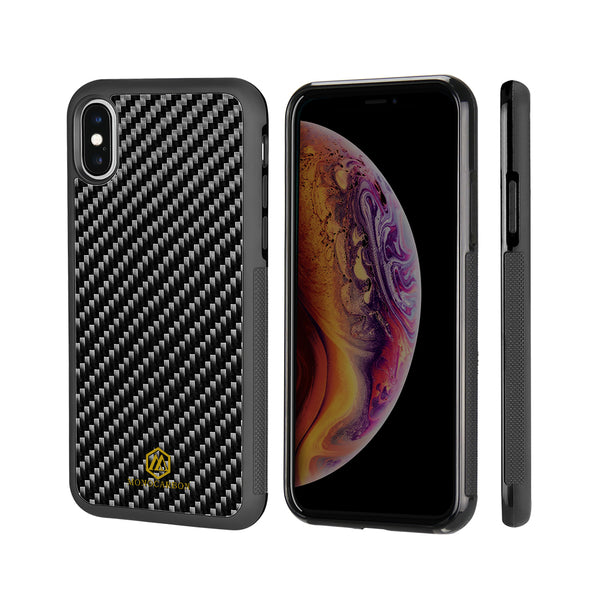 Non Slip | Carbon Fiber Case for iPhone X/XS/XR/XS Max