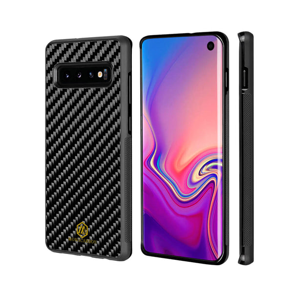 Non Slip | Carbon Fiber Case for Samsung Galaxy S10/S10/Plus/S10 5G/S10e