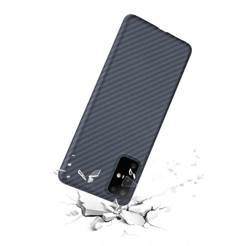 Slim Aramid Fiber Case for Samsung Galaxy S20/S20 Plus/S20 Ultra