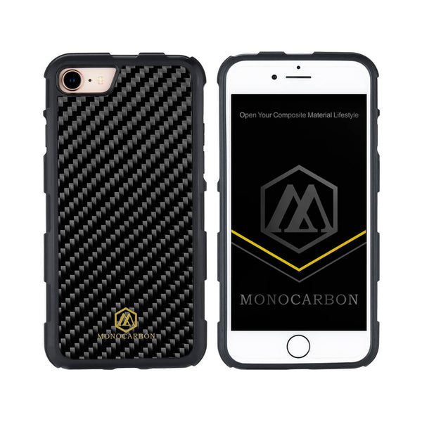 Shockproof | Carbon Fiber Case for iPhone 7 /8 /7 Plus /8 Plus