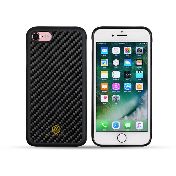 Non Slip | Carbon Fiber Case for iPhone 7/8/7 Plus/8 Plus