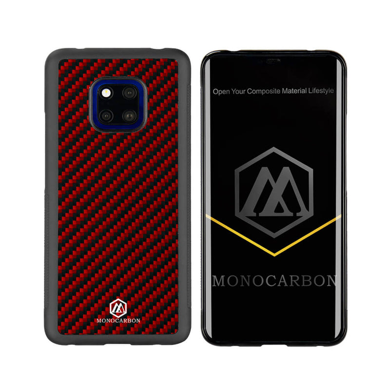 monocarbon-non-slip-red-carbon-fiber-case-for-huawei-mate-20-pro-2