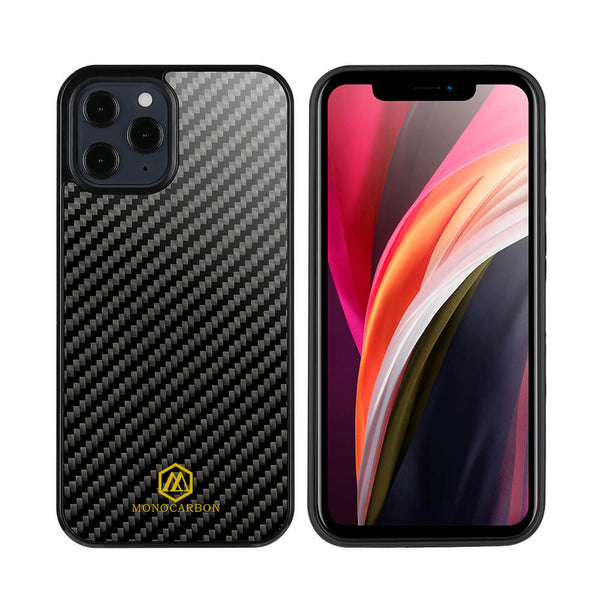 Non Slip | Carbon Fiber Case for iPhone 12/12 Pro/12 Pro Max/12 mini
