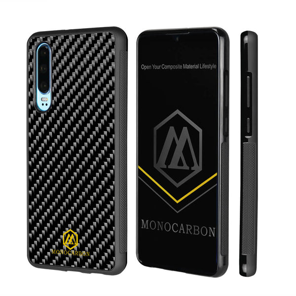 Non Slip | Carbon Fiber Case for Huawei P30/ P30 Pro