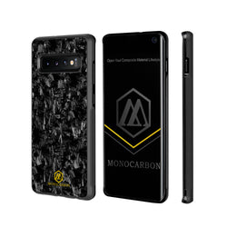 Non Slip | Forged Carbon Fiber Case for Samsung S10/S10 Plus