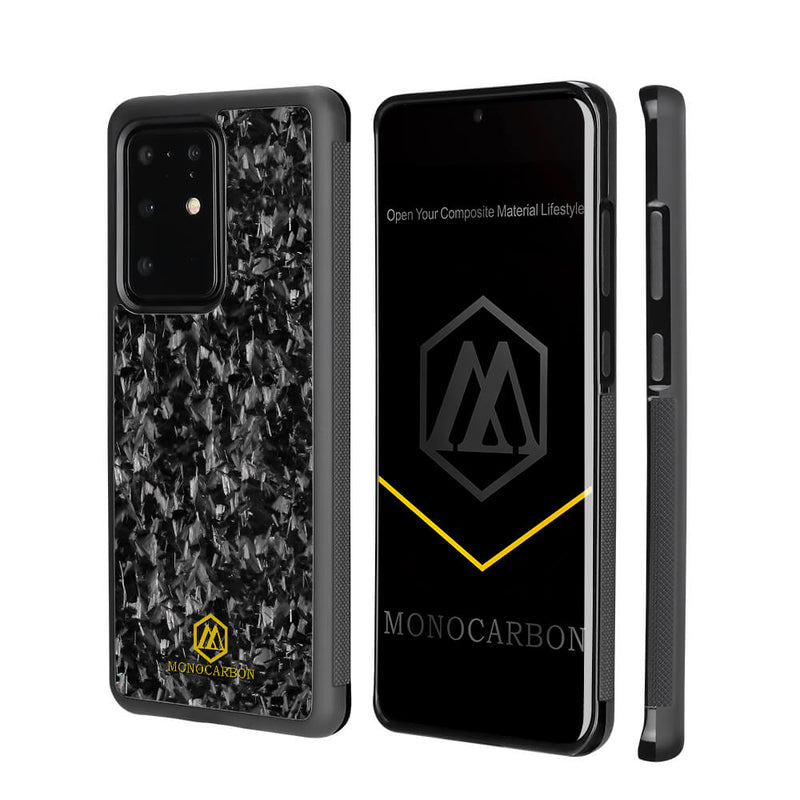Non Slip | Forged Carbon Fiber Case for Samsung S20/S20 Plus/S20 Ultra
