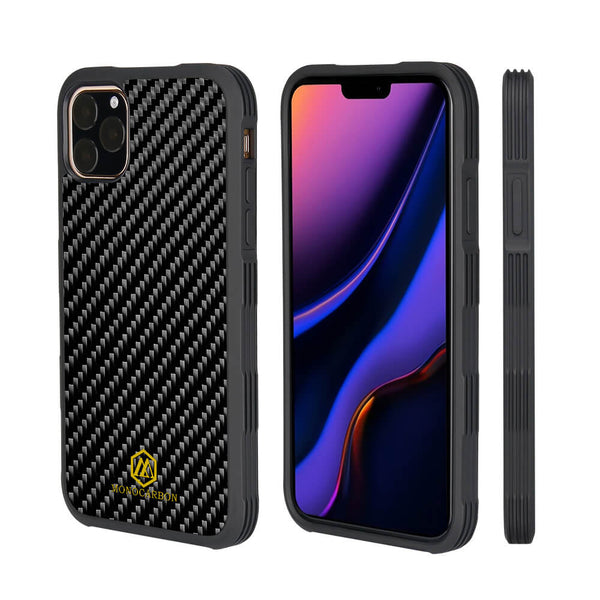 Shockproof | Carbon Fiber Case for iPhone 11 Pro/11/11 Pro Max